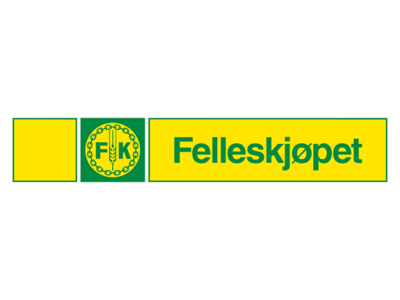 Felleskjopet 4 3 hvit