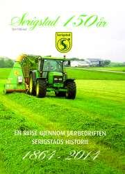 Serigstad's 150th Anniversary Book