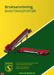 Bandtransportør