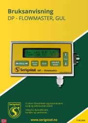 Digital Flowmaster, gul