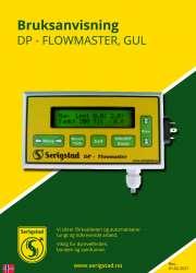 Digital Flowmaster (yellow)