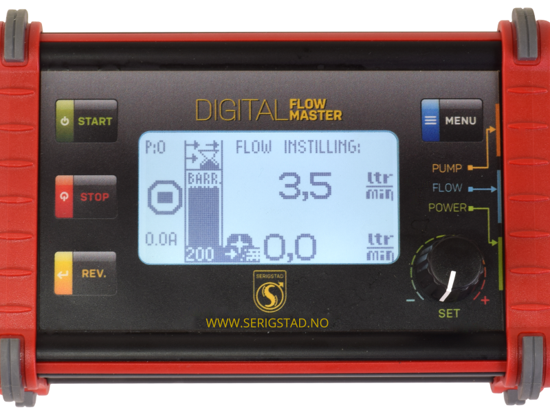 Digital Flowmaster